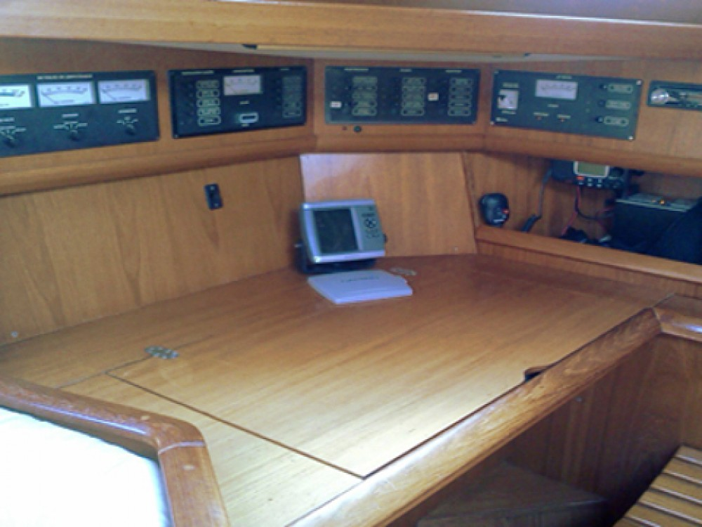 Boat rental Marina Gouvia cheap Sun Odyssey 45.2