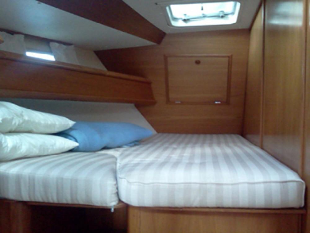 Rental Sailboat in Marina Gouvia - Jeanneau Sun Odyssey 45.2