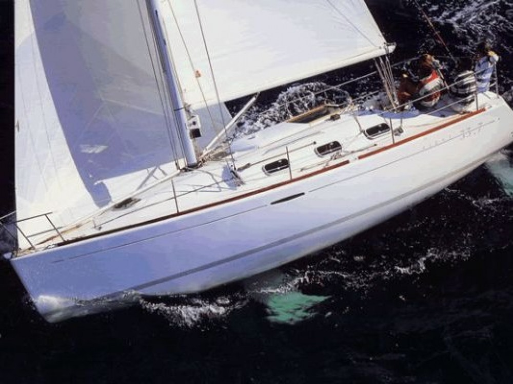 Hire Sailboat with or without skipper Bénéteau Kontokali