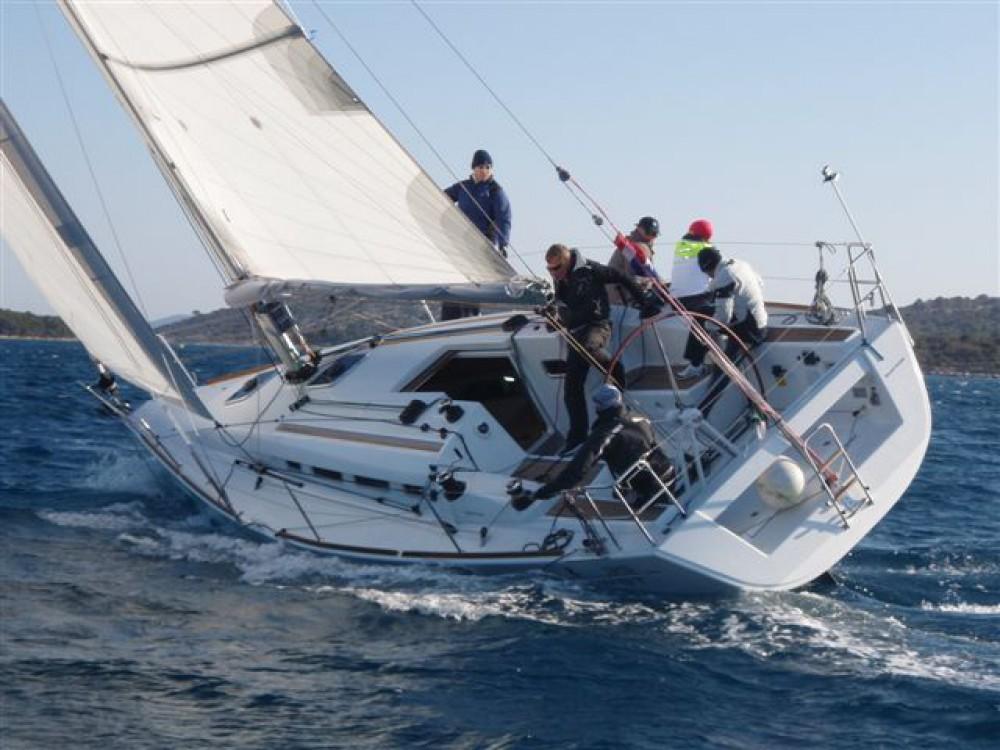 Boat rental Murter cheap First 35
