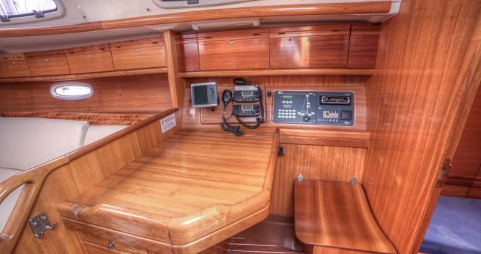 Boat rental Lefkada (Island) cheap Bavaria 38 Cruiser