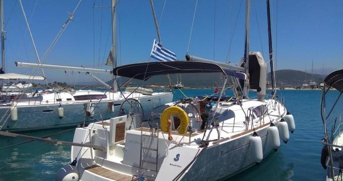 Rental yacht Lefkada (Island) - Bénéteau Oceanis 46 on SamBoat