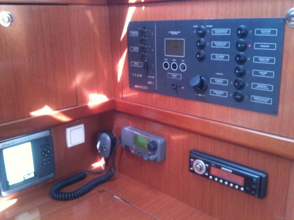 Rental Sailboat in Nikiana - Bénéteau Oceanis 31