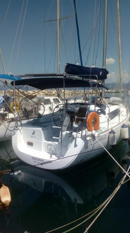 Boat rental Nikiana cheap Oceanis 31