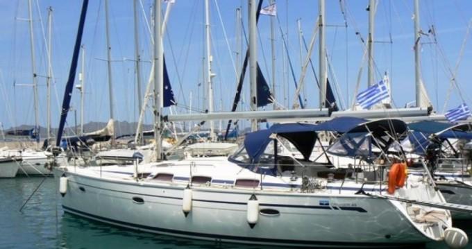 Boat rental Lefkada cheap Bavaria 43 Cruiser