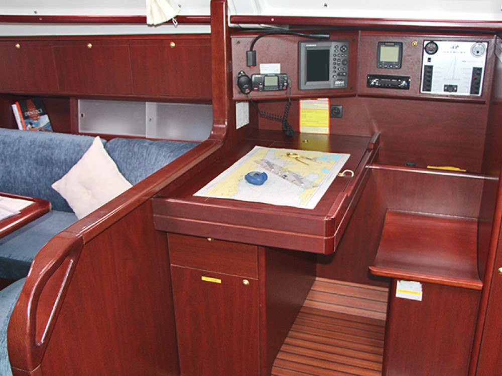 Sailboat for rent Karaca at the best price