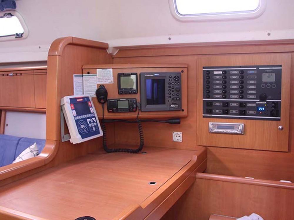 Boat rental Poncin Harmony 52 in Aegean Region on Samboat