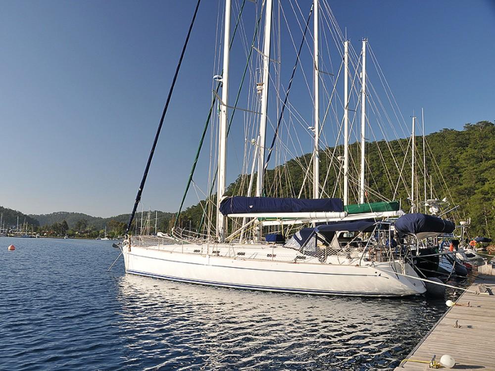Boat rental Aegean Region cheap Harmony 52