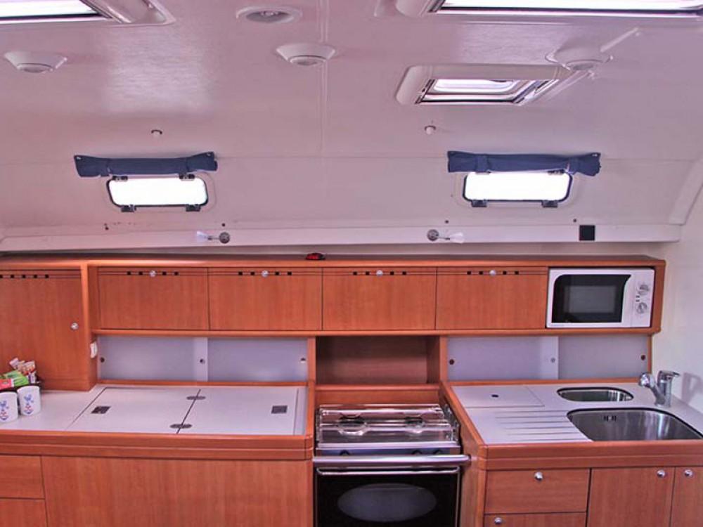 Rental Sailboat in Aegean Region - Poncin Harmony 52