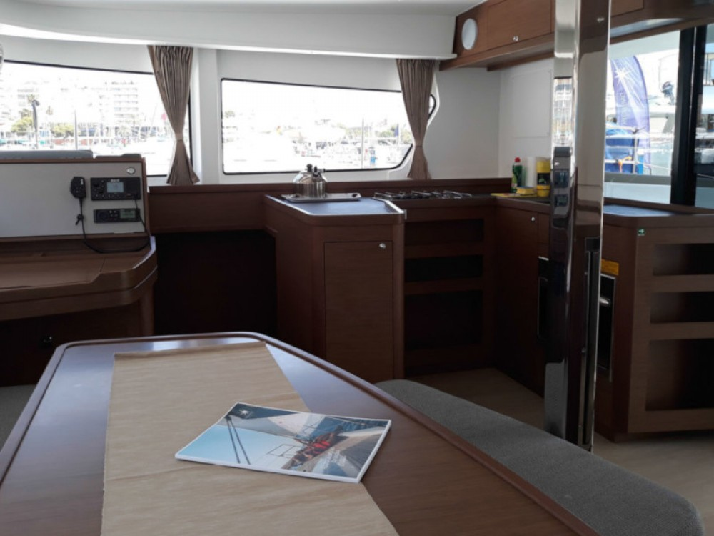 Catamaran for rent Marina Naviera Balear at the best price