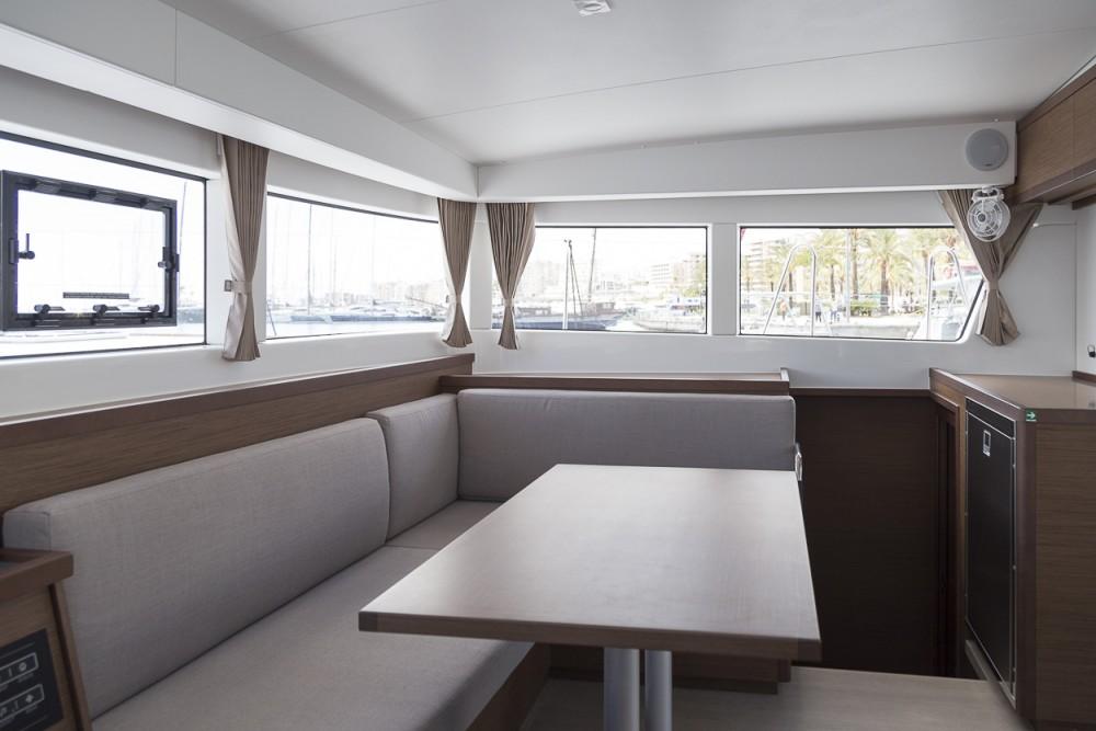 Rental Catamaran in Marina Naviera Balear - Lagoon Lagoon 40
