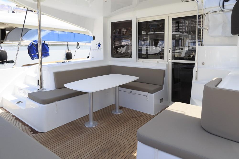 Rent a Lagoon Lagoon 40 Marina Naviera Balear