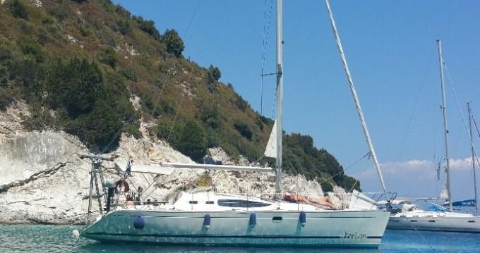 Boat rental Feeling Feeling Kirie 39 in Lefkada (Island) on Samboat
