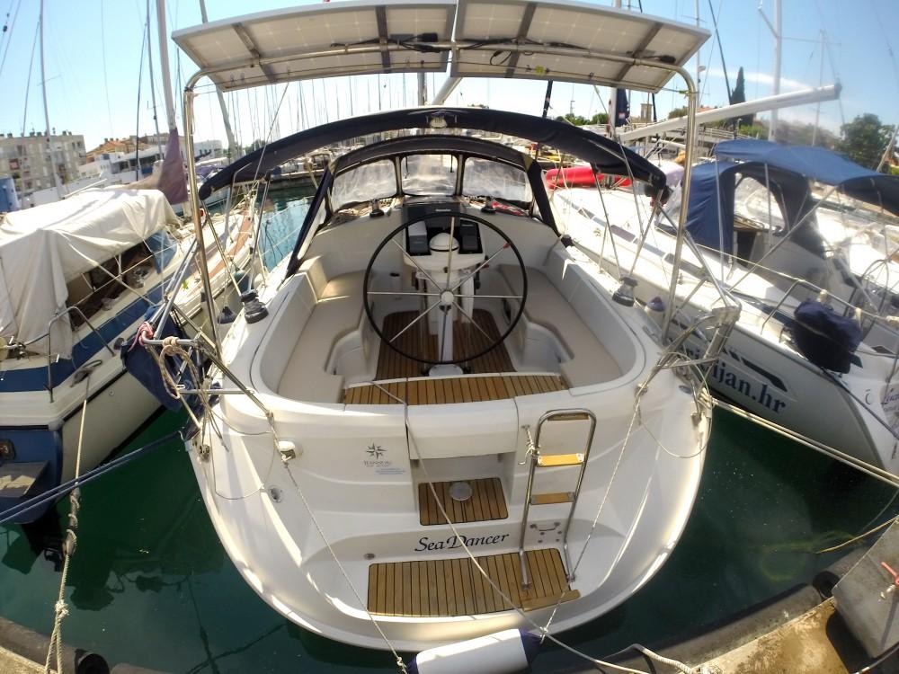 Jeanneau Sun Odyssey 36.2 between personal and professional Marina Zadar