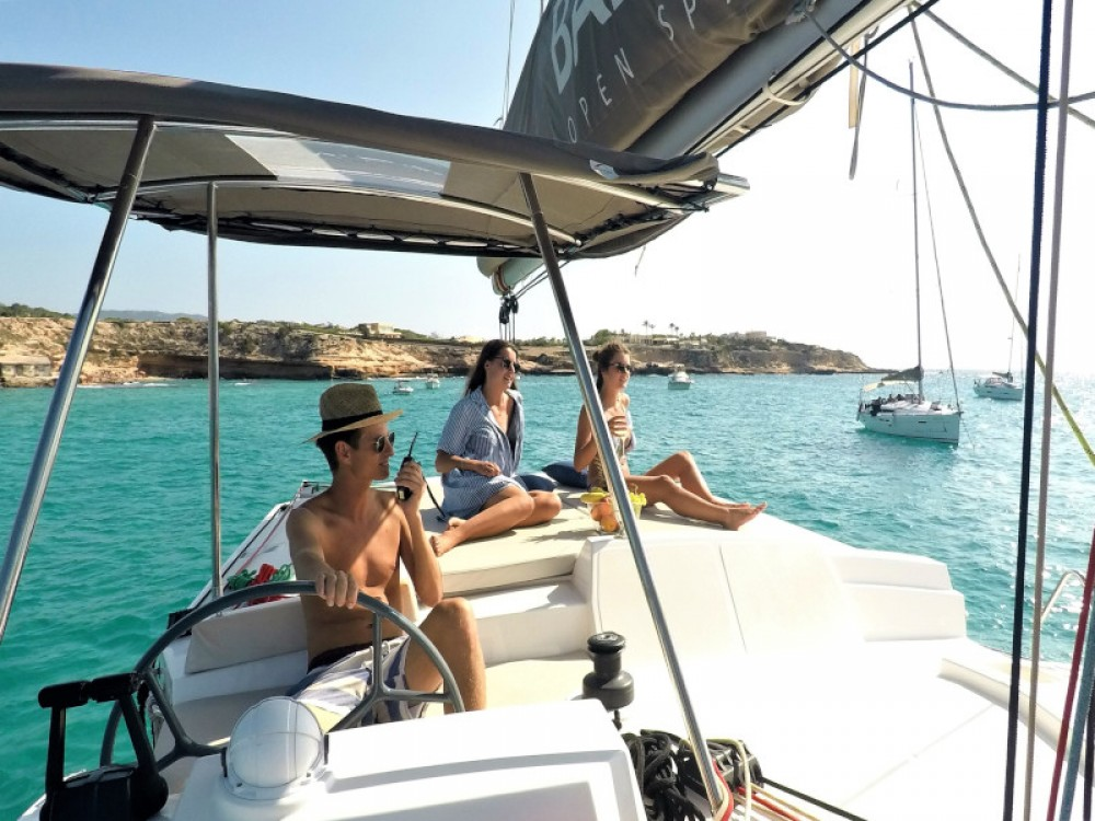 Boat rental Sant Antoni de Portmany cheap Bali 4.0