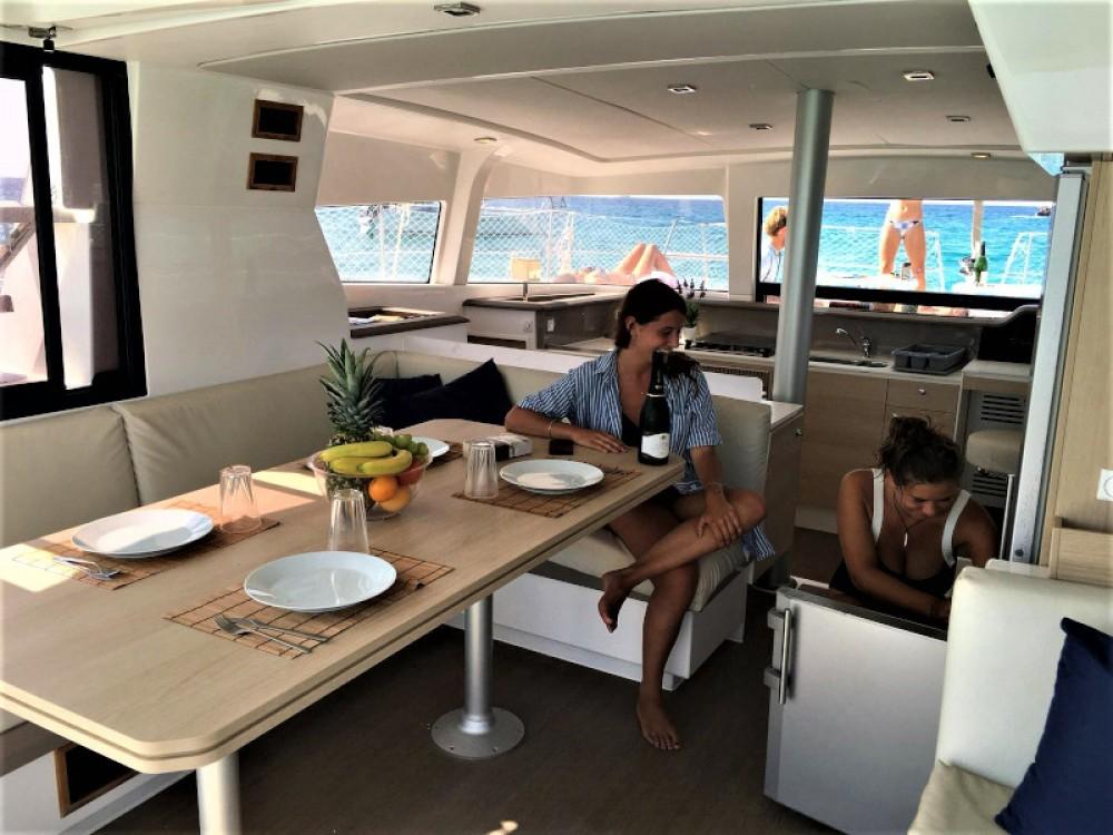 Rental Catamaran in Sant Antoni de Portmany - Bali Bali 4.0