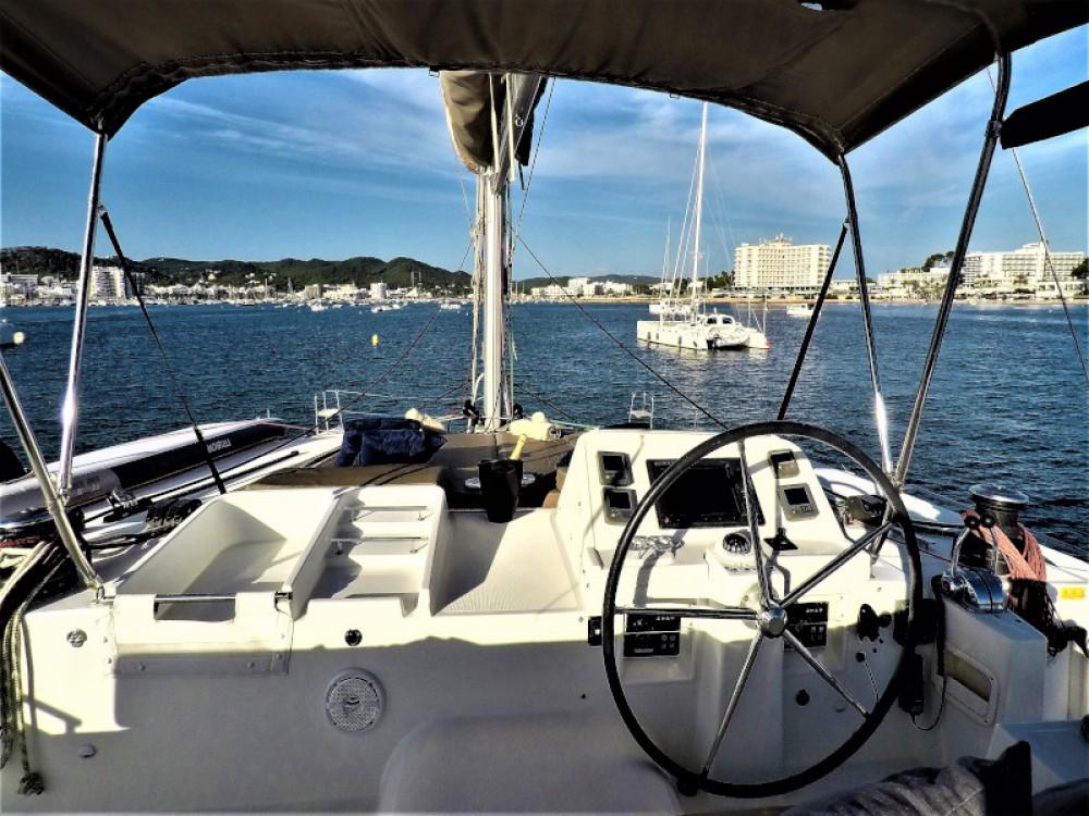 Rental yacht Sant Antoni de Portmany - Lagoon Lagoon 450 on SamBoat