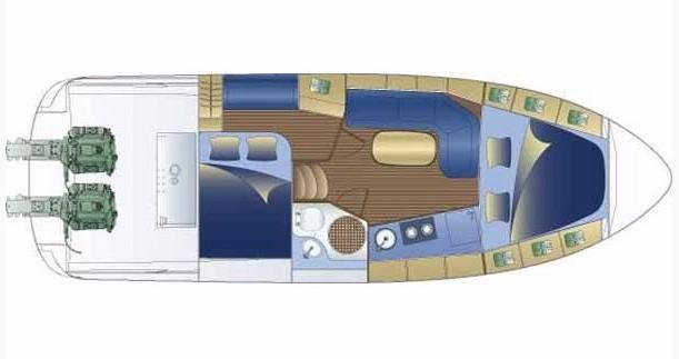 Boat rental Zadar cheap Bavaria 32 Sport