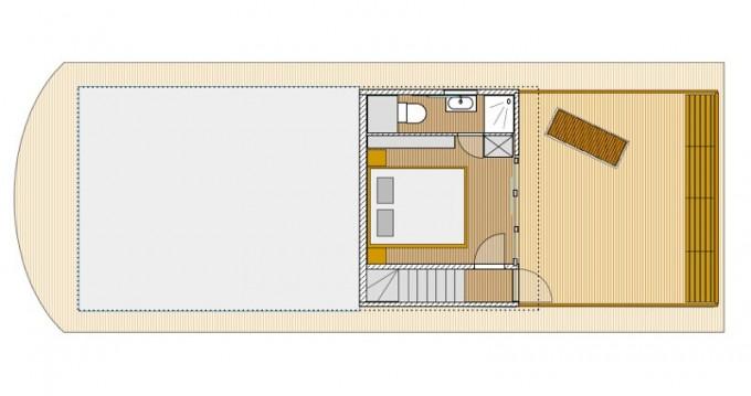 Rental yacht Neuhof -  House Yacht Devin 1.5 on SamBoat
