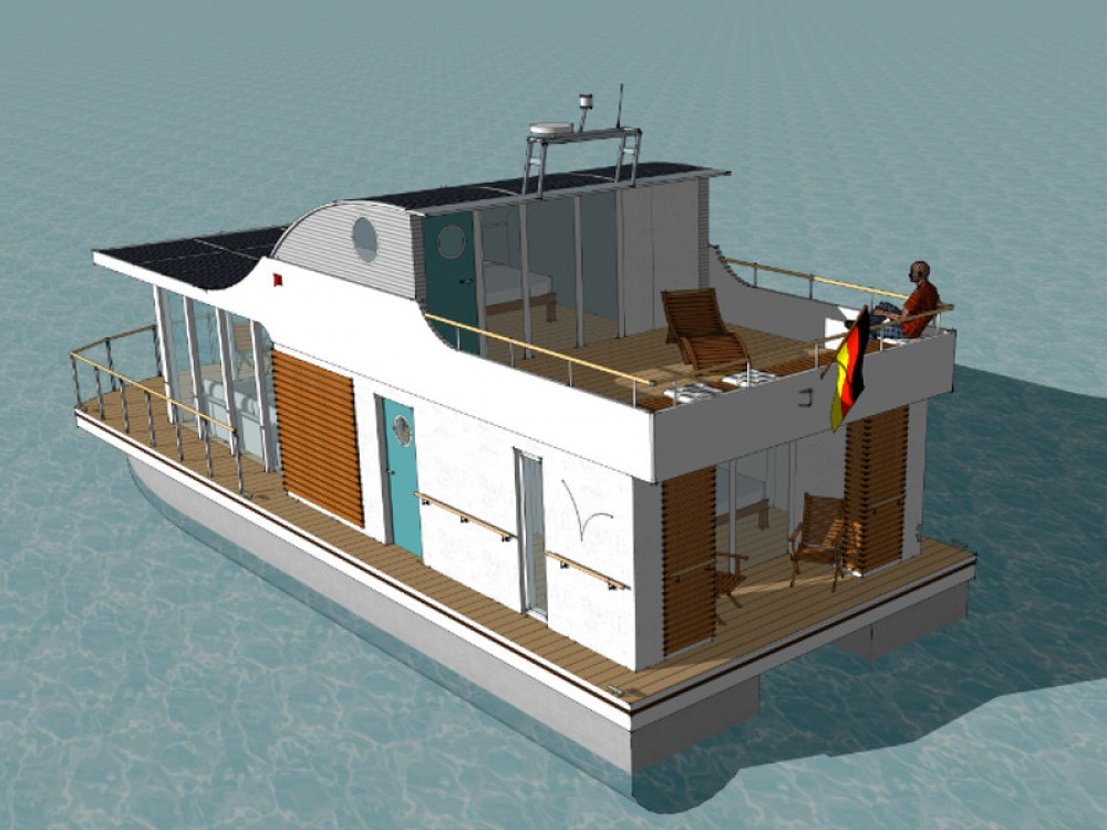 House Yacht Devin 1.5 between personal and professional Sundhagen