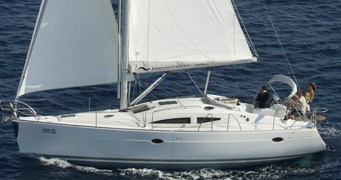 Boat rental Kröslin cheap Impression 384