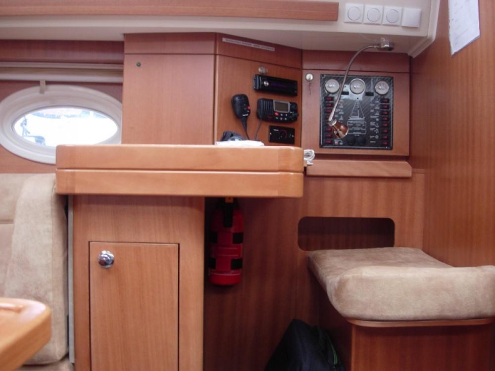 Rental Sailboat in  - Elan Elan 384 Impression