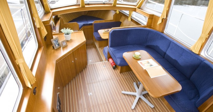 Hire Motorboat with or without skipper Pedro Kröslin