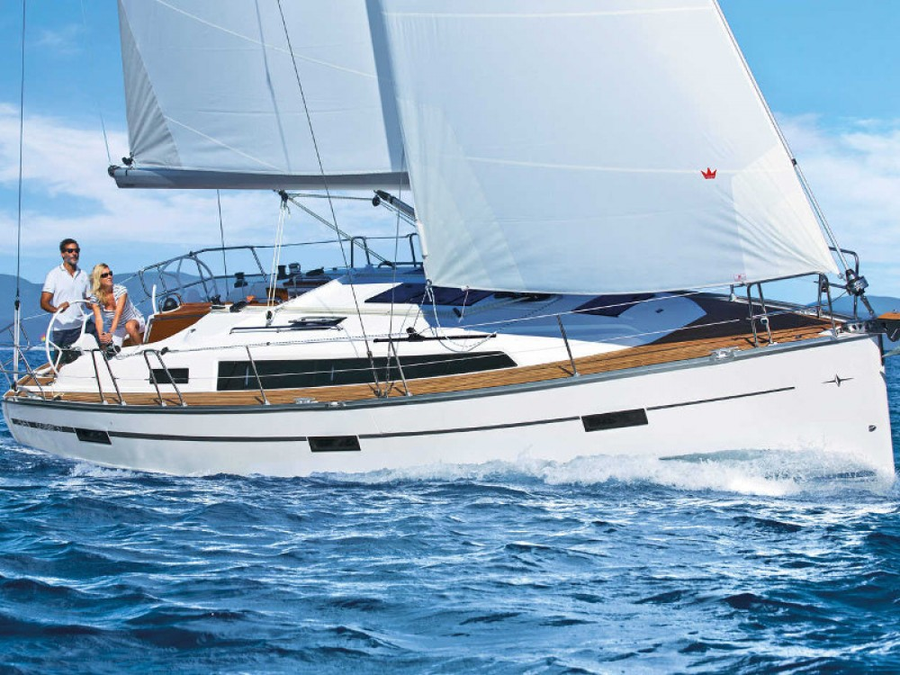 Boat rental Marina Kröslin cheap Bavaria Cruiser 37