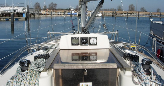 Boat rental Kröslin cheap Hanse 311