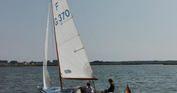 Rental yacht Kröslin -  Nordic Folkboat on SamBoat