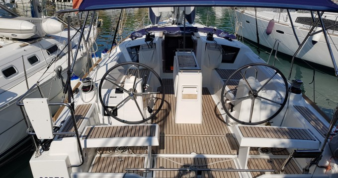Rental Sailboat in Marina di Portorosa - Bénéteau Oceanis 35.1