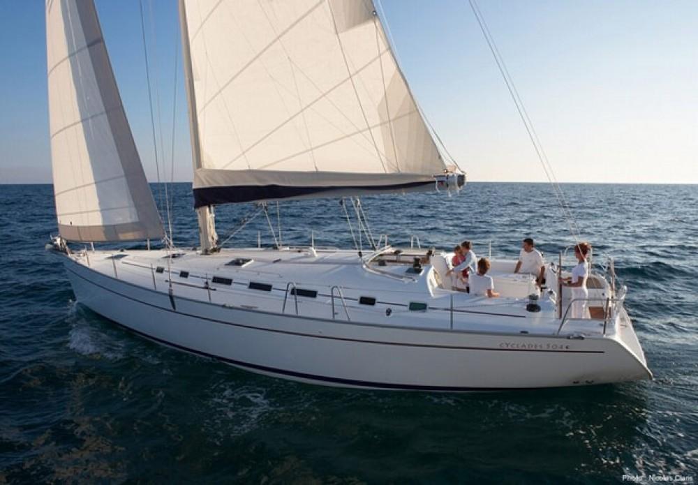 Rental yacht Furnari - Bénéteau Cyclades 50.5 on SamBoat