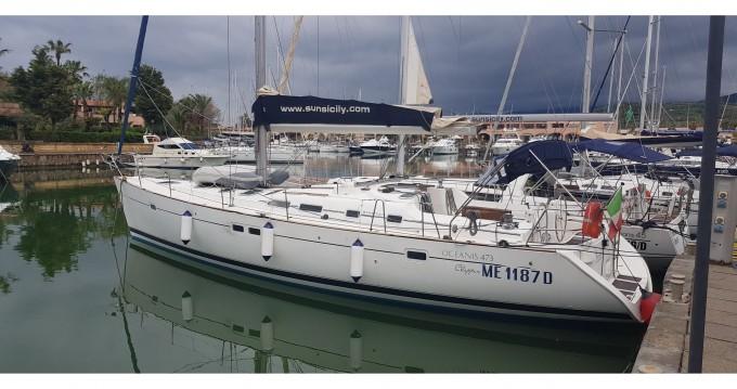 Boat rental Marina di Portorosa cheap Oceanis 473