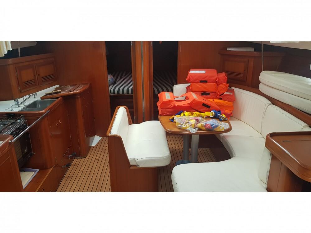 Boat rental Bénéteau Oceanis 473 in Furnari on Samboat