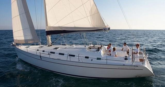 Rental Sailboat in Marina di Portorosa - Bénéteau Cyclades 50.5