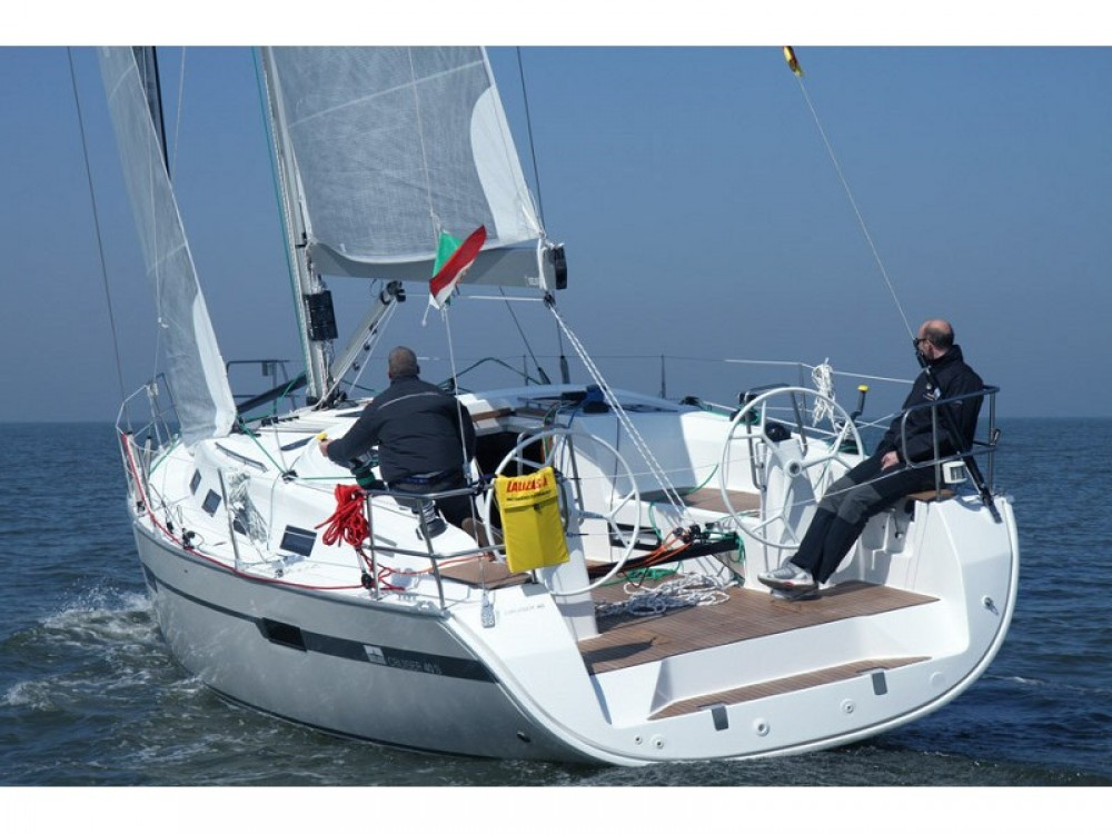 Bavaria Bavaria 40 Cruiser S between personal and professional Lisbon