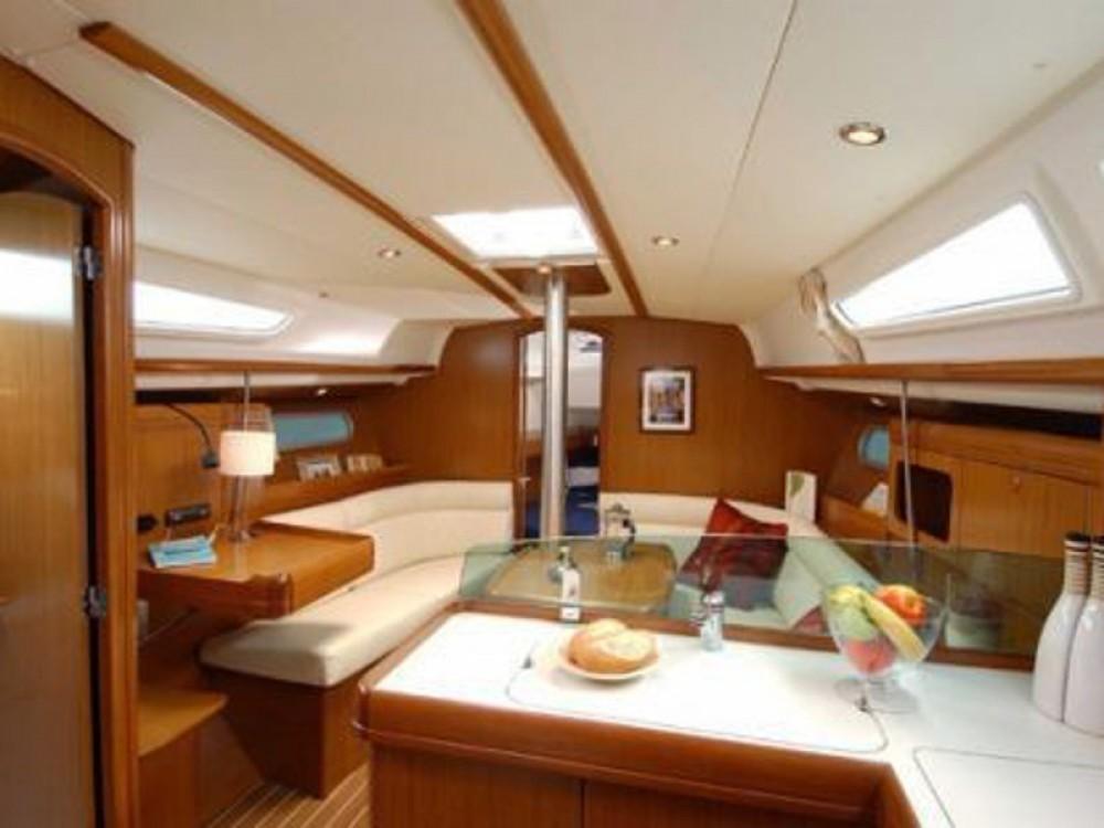 Boat rental Jeanneau Sun Odyssey 36i in Belém on Samboat