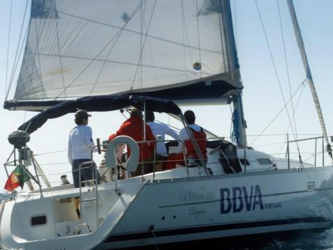 Boat rental Funchal cheap Oceanis 323