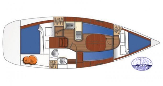 Rental Sailboat in Funchal - Bénéteau Oceanis 323