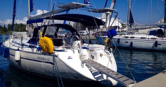 Rental yacht Gouvia - Bavaria Bavaria 41 on SamBoat