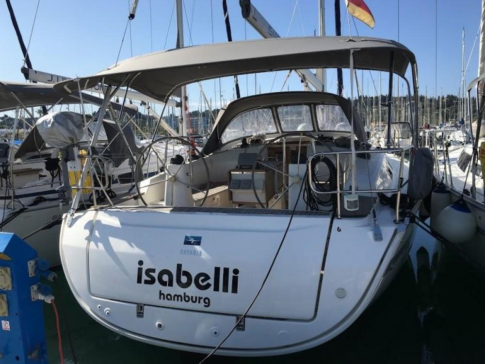 Rent a Bavaria Bavaria Cruiser 40 Kontokali