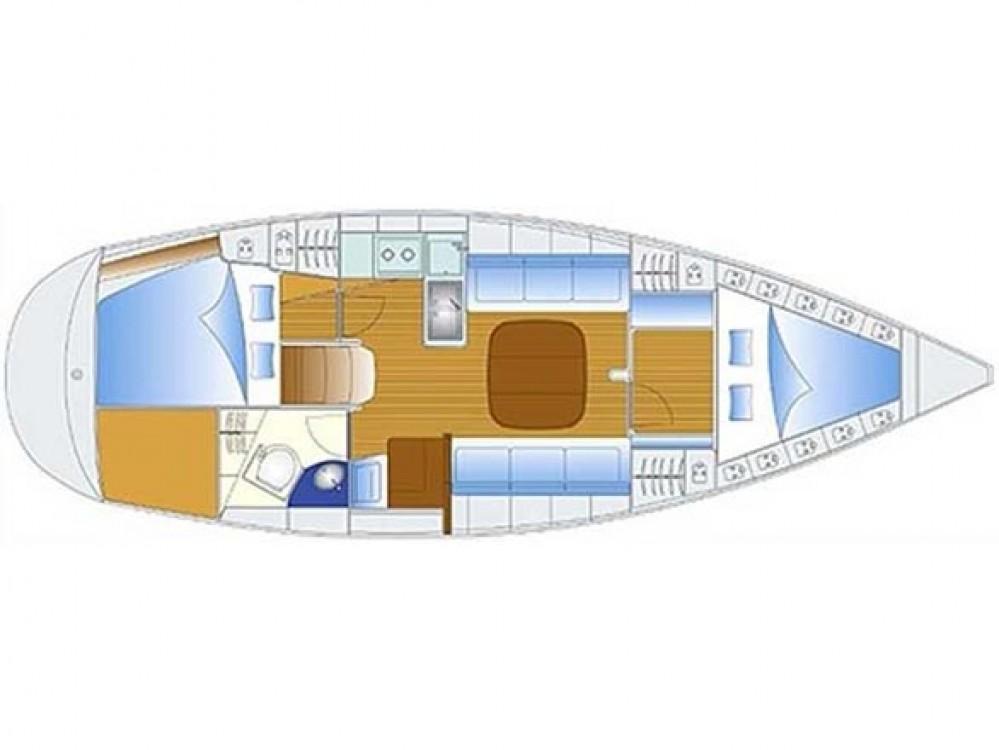 Rental Sailboat in Marina Gouvia - Bavaria Bavaria 36