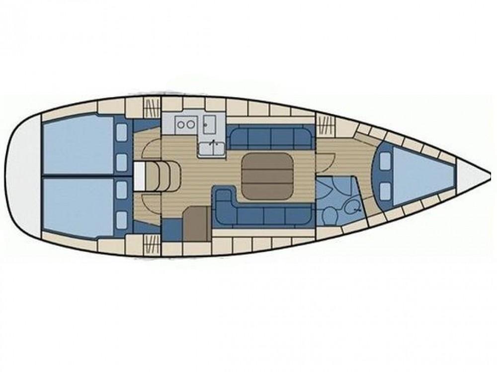 Rental yacht Kontokali - Bavaria Bavaria 37 C on SamBoat