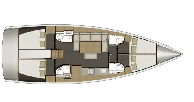Rental yacht Porto de Portimao - Dufour Dufour 460 Grand Large on SamBoat