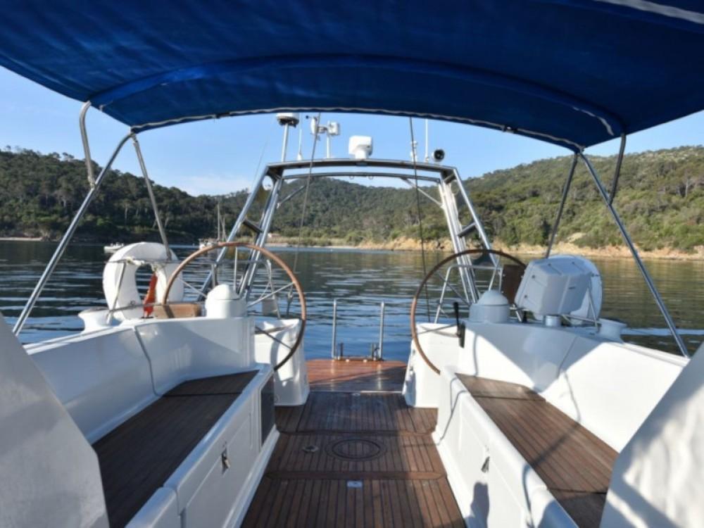 Rental Sailboat in Marseille - Feeling Feeling 546