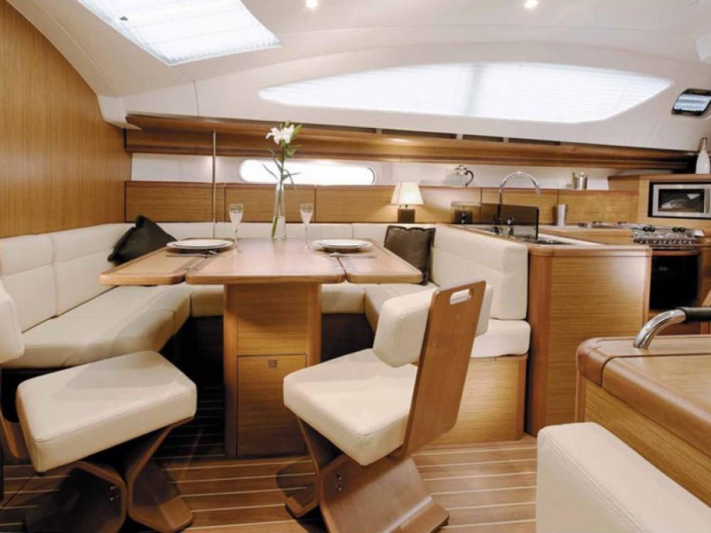 Rental yacht Marina Kornati - Jeanneau Sun Odyssey 45DS on SamBoat
