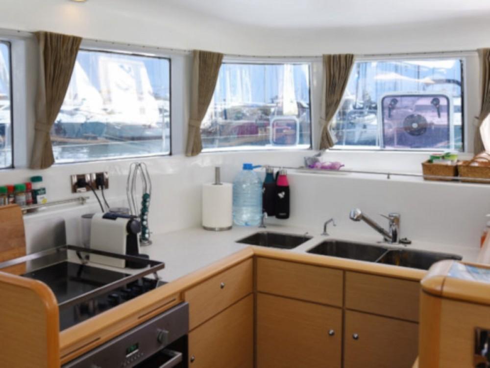 Rental Catamaran in  - Lagoon Lagoon 500