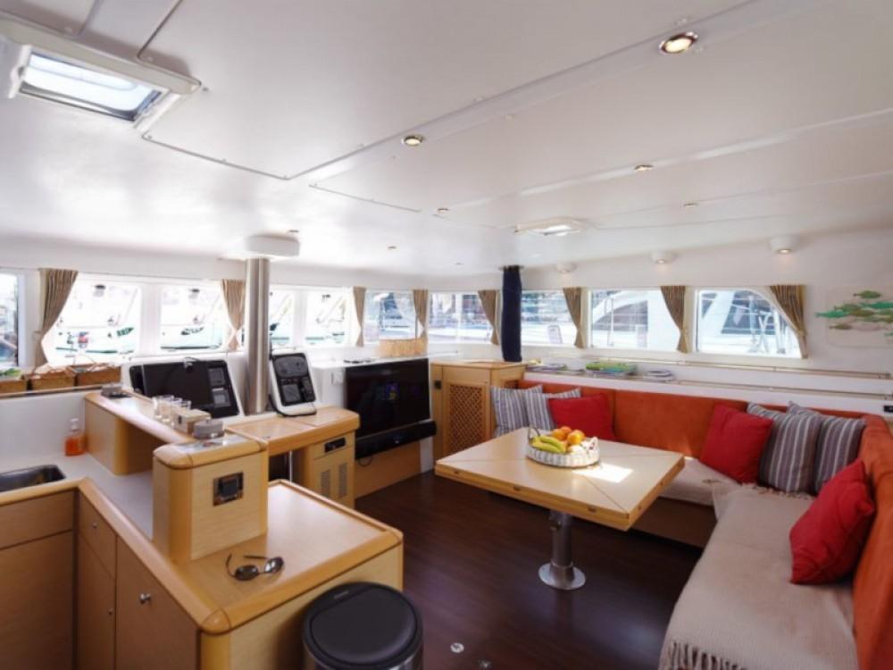 Rental yacht  - Lagoon Lagoon 500 on SamBoat
