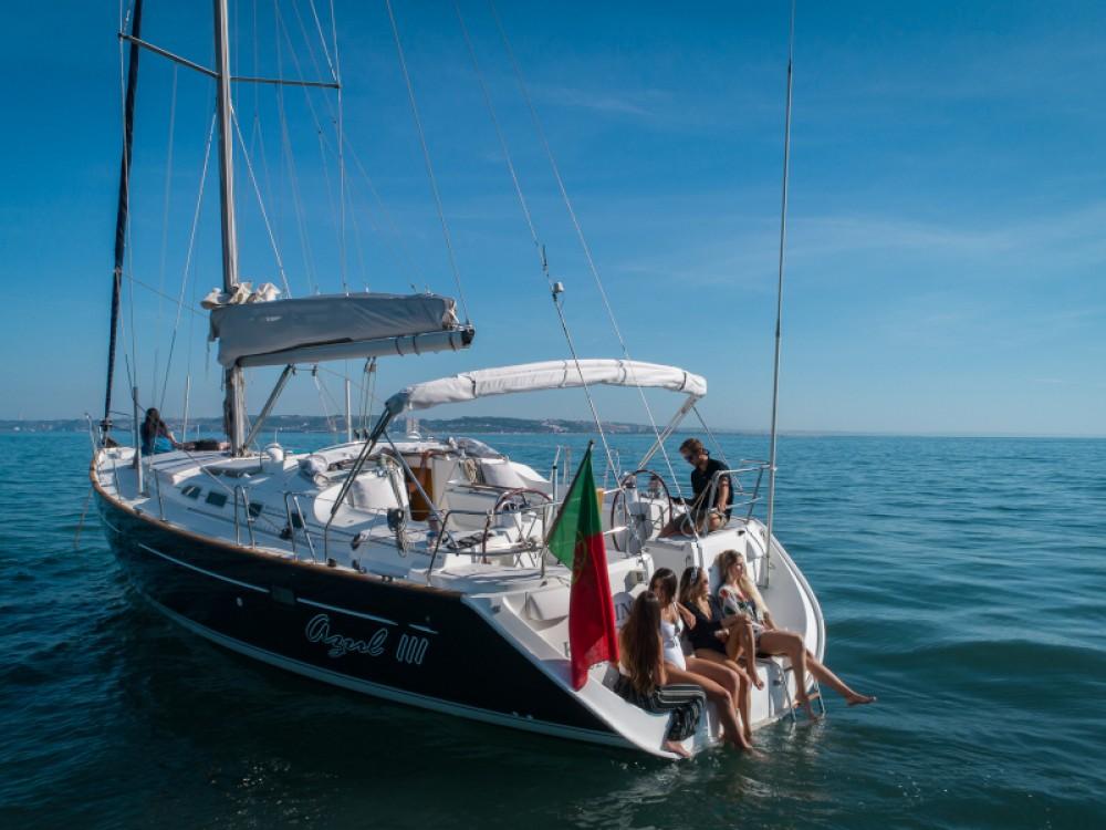 Rental Sailboat in Sant Antoni de Portmany - Bénéteau Oceanis 473