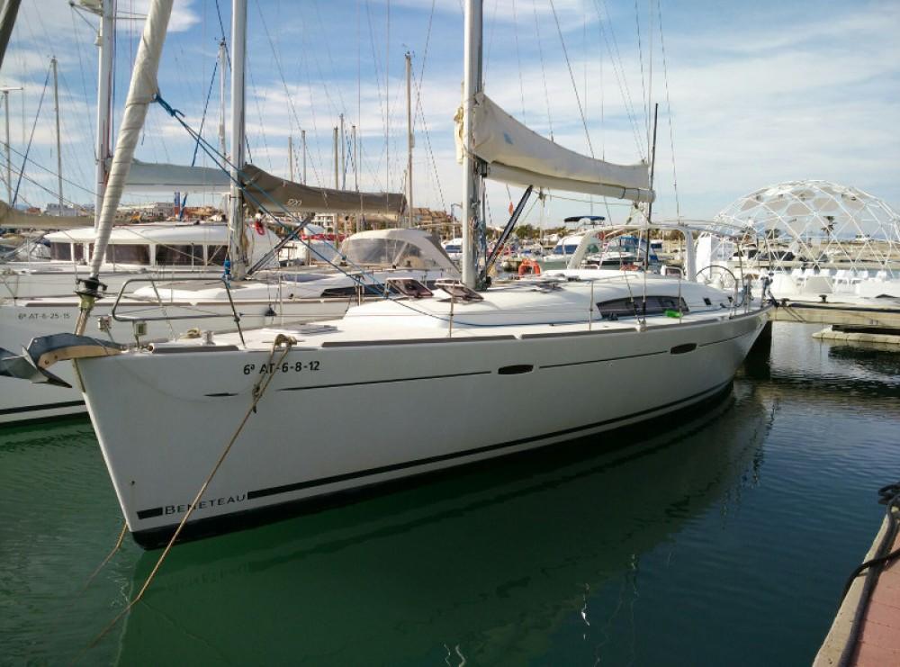 Hire Sailboat with or without skipper Bénéteau Sant Antoni de Portmany